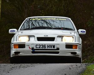 motorsport 2018/mgj winter rally stages brands hatch january/cm22 1580 darrell taylor alan carfrae ford sierra