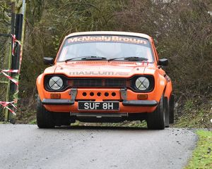 CM22 1587 Roland Brown, Terry Luckings, Ford Escort Mk1