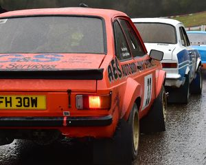 motorsport 2018/mgj winter rally stages brands hatch january/cm22 1596 martin page hugh holdaway ford escort