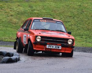 motorsport 2018/mgj winter rally stages brands hatch january/cm22 1608 martin page hugh holdaway ford escort