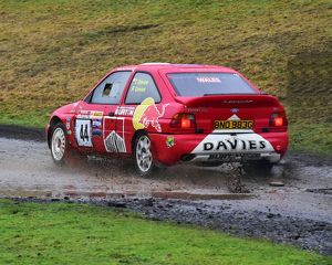 motorsport 2018/mgj winter rally stages brands hatch january/cm22 1699 tudor davies rhiannon davies ford
