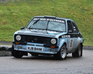 motorsport 2018/mgj winter rally stages brands hatch january/cm22 1740 aziz tejpar steven davey ford escort