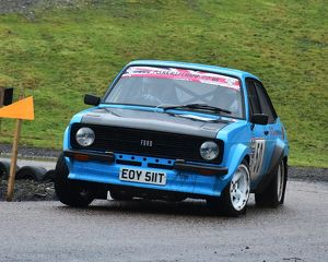 motorsport 2018/mgj winter rally stages brands hatch january/cm22 1743 dave jennings lorraine nixon ford