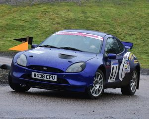 motorsport 2018/mgj winter rally stages brands hatch january/cm22 1777 mark annison ian humphrey ford puma