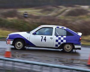 motorsport 2018/mgj winter rally stages brands hatch january/cm22 1835 dean fewings bob smith vauxhall astra