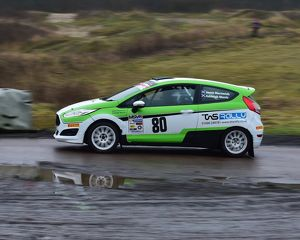 motorsport 2018/mgj winter rally stages brands hatch january/cm22 1847 ashleigh morris jamie mactavish ford