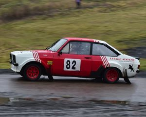 CM22 1858 Mark Thompson, James Cooper, Ford Escort Mk2