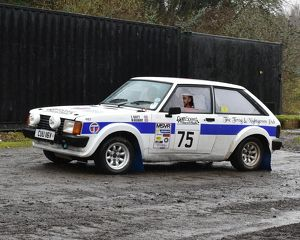 motorsport 2018/mgj winter rally stages brands hatch january/cm22 1907 lewis gatt donald gilbert talbot sunbeam