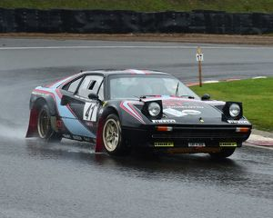 motorsport 2018/mgj winter rally stages brands hatch january/cm22 2008 lee jones thomas grogan ferrari 308