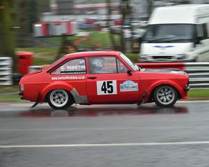 motorsport 2018/mgj winter rally stages brands hatch january/cm22 2037 geoffrey martin claire martin ford