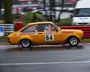 CM22 2131 Lee Williams, Wayne Larbalestier, Ford Escort