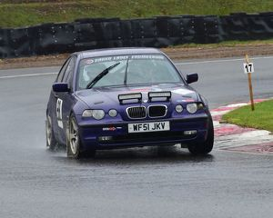 CM22 2194 Dave Owen, James Crossland, BMW 325Ti Compact