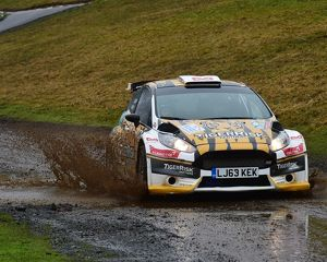 CM22 2213 James Slaughter, Jack Hanley, Ford Fiesta R5