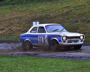 CM22 2341 Vincent Bristow, Tim Sayer, Ford Escort Mexico Mk1