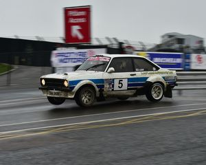 CM22 2384 Ian Woodhouse, Jason Leaf, Ford Escort Mk2