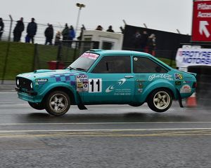 motorsport 2018/mgj winter rally stages brands hatch january/cm22 2401 michael english andy robinson ford