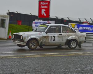motorsport 2018/mgj winter rally stages brands hatch january/cm22 2412 robin adams ray keith ford escort rs