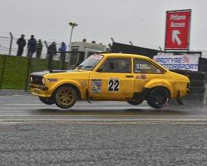 motorsport 2018/mgj winter rally stages brands hatch january/cm22 2459 tom blackwood gordon winning ford