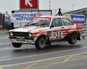 CM22 2494 Josh Browne, Jane Edgington, Ford Escort Mk2