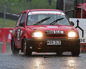 motorsport 2018/mgj winter rally stages brands hatch january/cm22 2679 suze endean matt endean nissan micra