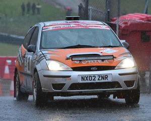 CM22 2683 Andy Pecover, Kevin Blackford, Ford Focus