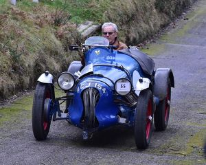 CM22 3084 Paul Compton, Wolseley Aerees Special
