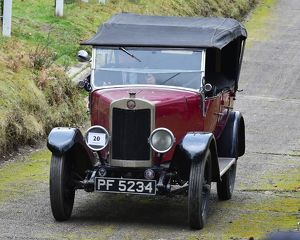 motorsport 2018/vscc new year driving tests brooklands/cm22 3086 tobias bruce lea francis j type