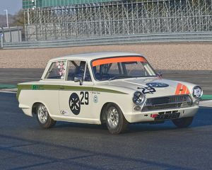 CM22 3454 Michael Steele, Ford Cortina