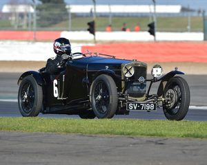 CM22 3759 Andrew Hall, Frazer Nash Super Sports