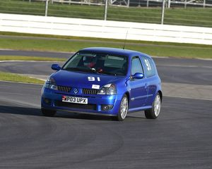 CM22 4002 Andrew Ames, Renault Clio 172 Cup