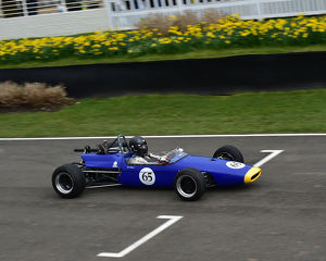 CM22 6001 Peter Thompson, Brabham-Ford BT21A
