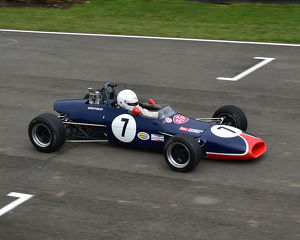CM22 6006 Steves Jones, Brabham-Ford BT28