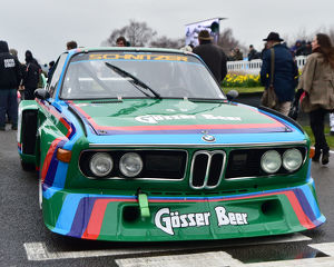 CM22 6233 Anthony Walker, BMW 3-5 CSL, Batmobile
