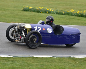 CM22 6349 Sue Darbyshire, Morgan Super Aero