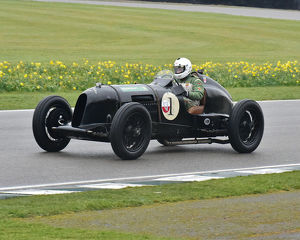 CM22 6353 William Medcalf, Bentley Pacey Hassan Special