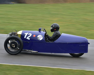 CM22 6385 Sue Darbyshire, Morgan Super Aero