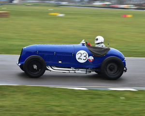 CM22 6403 Tim Llewellyn, Bentley 3-8 Special