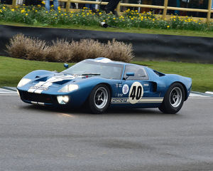 CM22 6478 Chris Wilson, Ford GT40