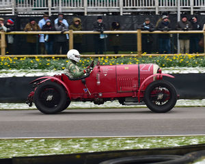 CM22 6838 Joe Singer, Bentley 3 litre Supercharged