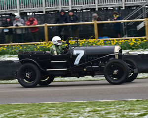 CM22 6847 Gareth Graham, Bentley Speed Model