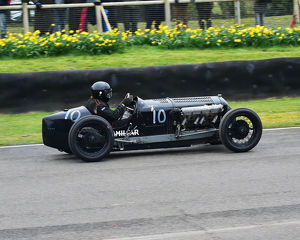 CM22 6988 Tom Walker, Amilcar Hispano-Suiza