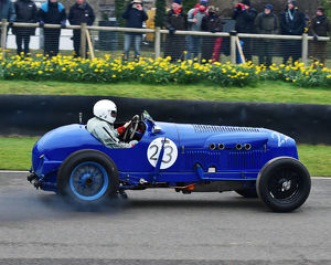 CM22 7003 Tim Llewellyn, Bentley 3-8 Special