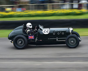 CM22 7075 Patrick Blakeney-Edwards, Bentley 3-8 Special