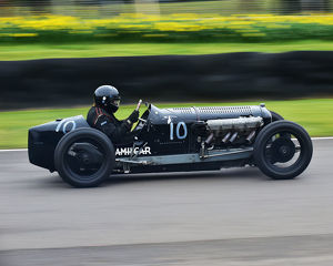 CM22 7091 Tom Walker, Amilcar Hispano-Suiza