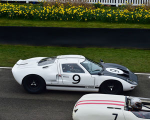 CM22 7139 Richard Meins, Ford GT40 prototype