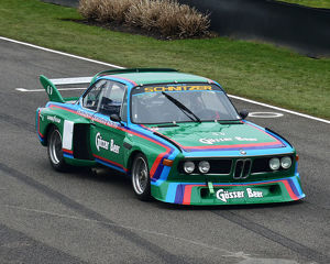 CM22 7188 Anthony Walker, BMW 3-5 CSL, Batmobile