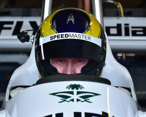 CM22 7419 James Hanson, Williams FW07C