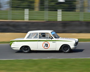 CM22 7424 Mark Martin, Ford Lotus Cortina
