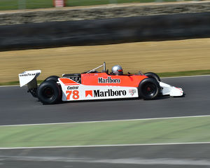 <b>Masters Historic Racing, Test Day, Brands Hatch 22nd March 2018.</b><br>Selection of 62 items