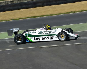 CM22 7463 James Hanson, Williams FW07C